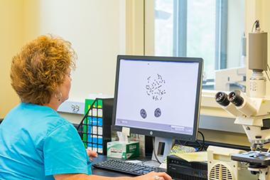 Cytogenetics Lab