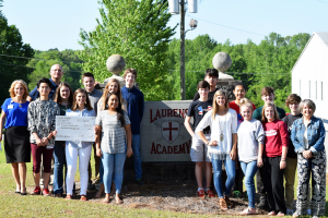 Students Raise Funds for GGC Foundation on Down Syndrome Awareness Day