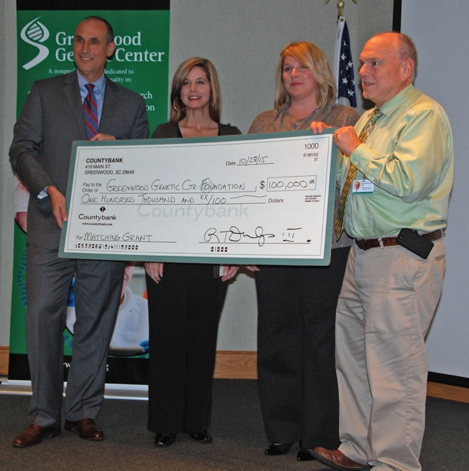 Countybank Honors GGC Employees with Gift Match