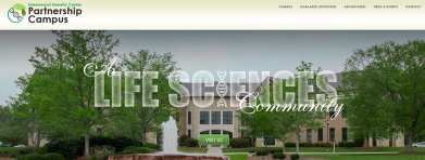 Greenwood Genetic Center Partnership Campus Announces the Launch of New Website