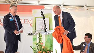 Clemson's Self Regional Hall Opens on GGC Campus